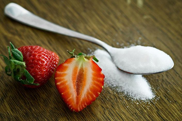 Suikervrij eten