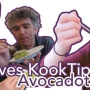 Avocado avocadotaart
