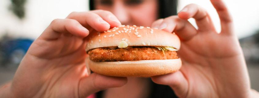 Junk food, Fastfood