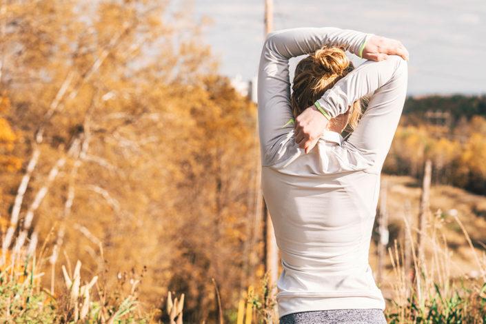 Warming-up Stretchen