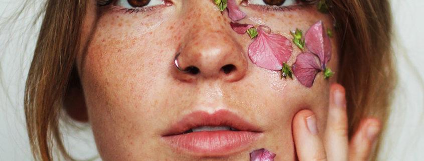 Lente huid