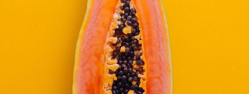 Waterrijke vruchten