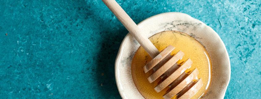 Honing als huidverzorging