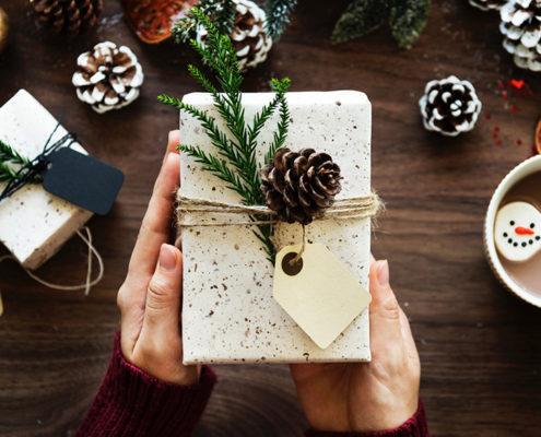Cadeau tips inpakken