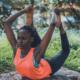 De boog; yoga